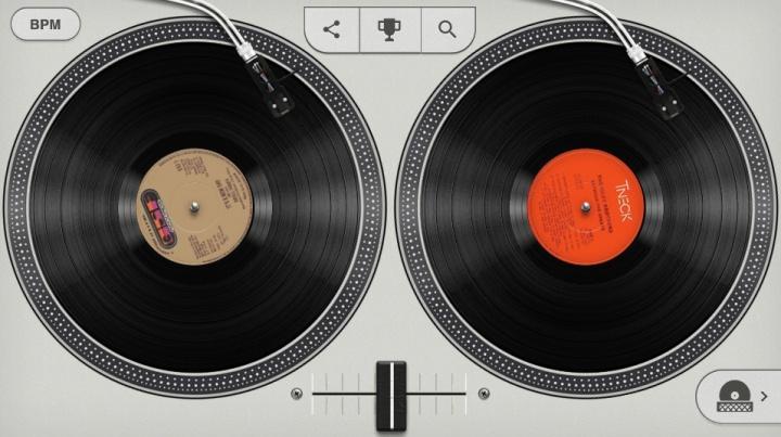 Imagen - Google dedica un Doodle musical al 44 aniversario del hip-hop