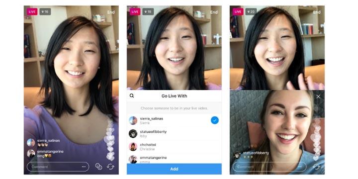 Imagen - Instagram ahora permite solicitudes para unirse a tus directos