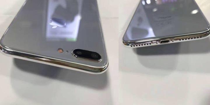iPhone 7s volvería a los acabados en vidrio