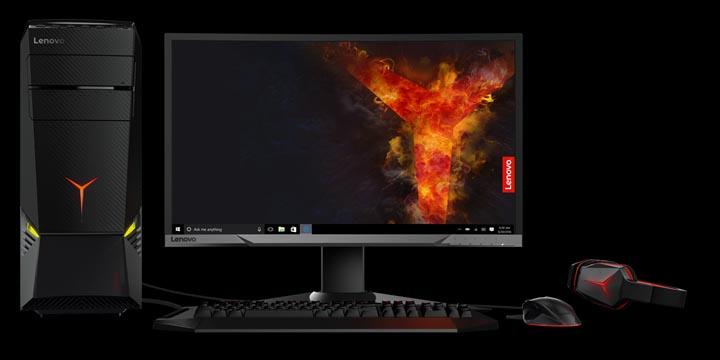 Imagen - Lenovo Legion, conoce las nuevas torres y monitores para gamers
