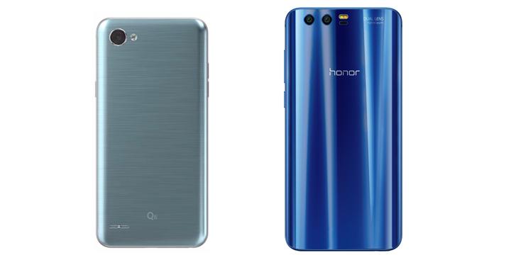 LG Q6 vs Honor 9: ¿cuál comprar?