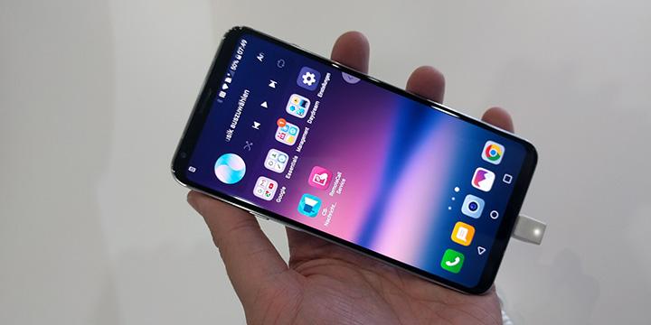 Imagen - LG V30 es oficial con cámara dual y sin pantalla secundaria