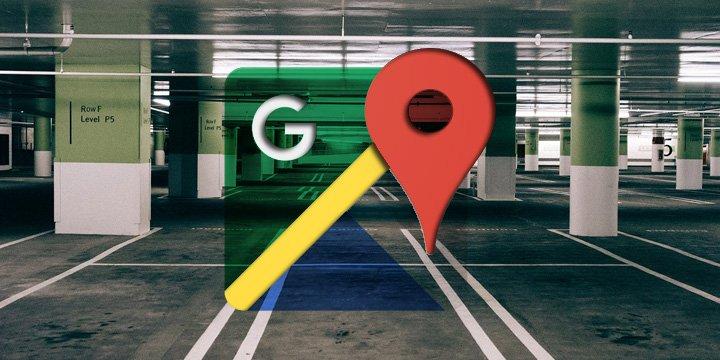 Google Maps ya muestra las mejores y peores zonas donde aparcar