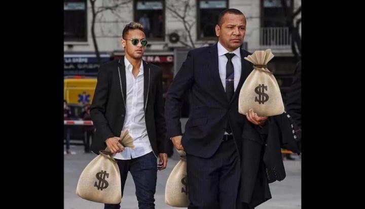 Imagen - Los mejores memes del fichaje de Neymar por el PSG