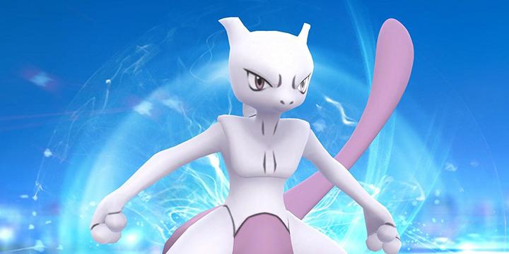 Mewtwo llega a las Incursiones Exclusivas de Pokémon Go