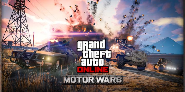 GTA Online: Smuggler's Run, la actualización de Grand Theft Auto ya está disponible