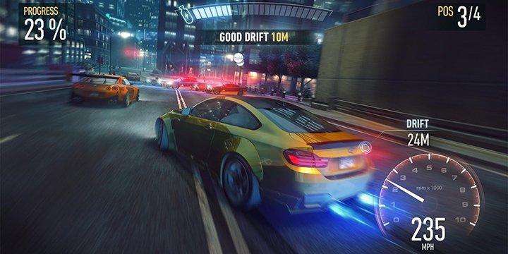 Así es Need For Speed No Limits con unas VR 360