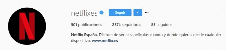 Imagen - Cuidado con el sorteo de 1 año gratis de Netflix en Instagram