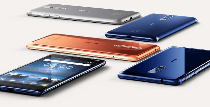 Imagen - Nokia 8 ya está recibiendo Android 8.0 Oreo