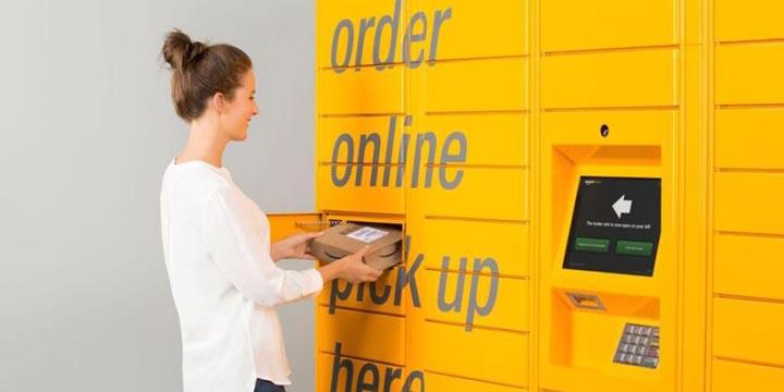 ¿Qué es Amazon Locker?