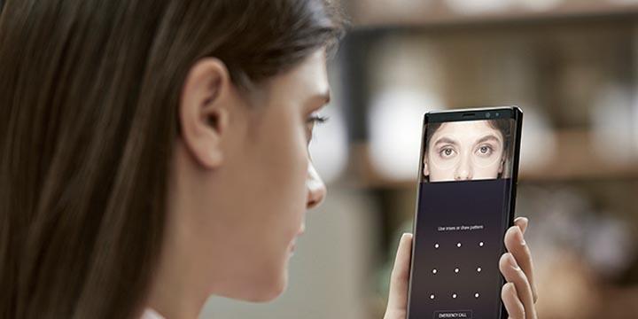 Imagen - Reconocimiento facial del Galaxy Note 8 puede ser burlado con una foto