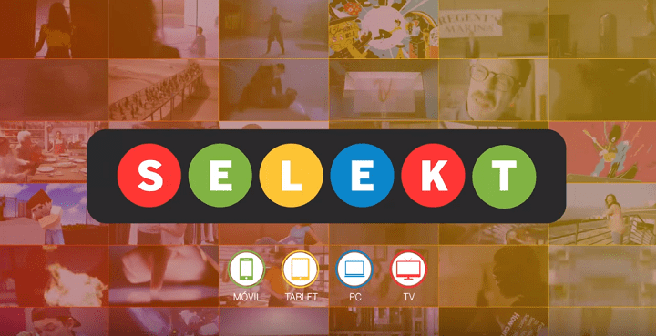 Selekt llega a España, la alternativa a Netflix por 7 euros al mes