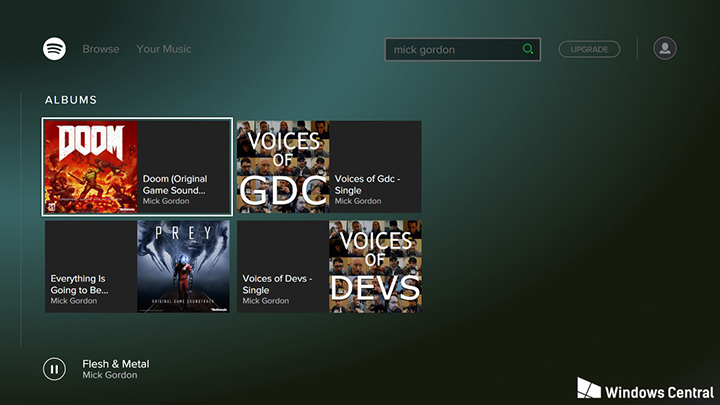 Imagen - Spotify llegará pronto a Xbox One