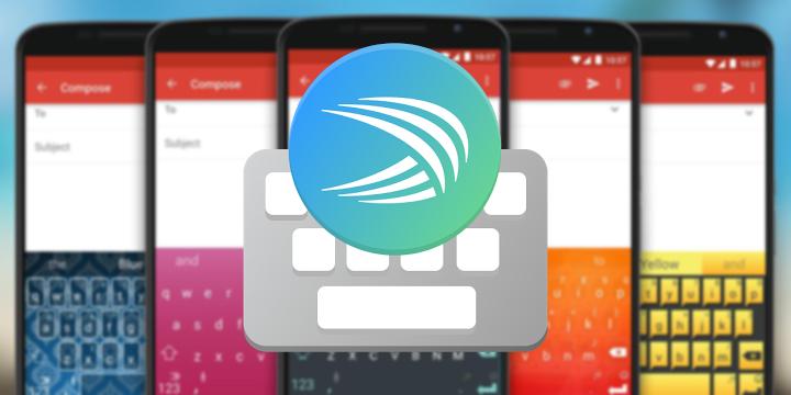 SwiftKey ya permite buscar GIFs en Android