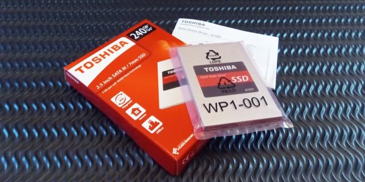 Imagen - Review: Toshiba A100, el disco SSD para rejuvenecer tu ordenador