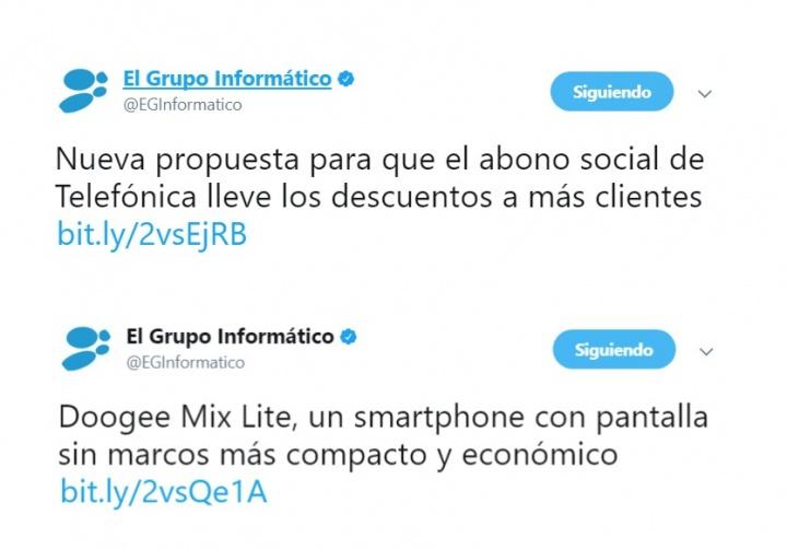 Imagen - Twitter cambia la tipografía de la versión web