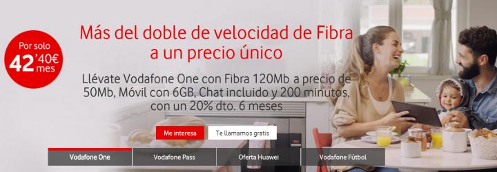 """Imagen - Vodafone lanza descuentos para la """"vuelta al cole"""""""