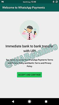 Imagen - WhatsApp se prepara para los pagos a través de la app