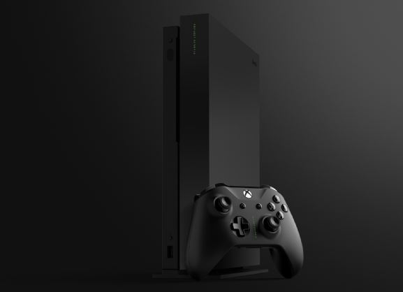 Imagen - Xbox One X Project Scorpio Edition sería la edición limitada de lanzamiento