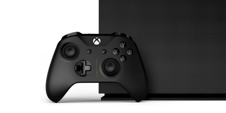 Xbox One X Project Scorpio Edition sería la edición limitada de lanzamiento