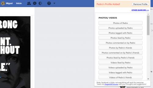 Imagen - Cómo ver las fotos de alguien que no es amigo en Facebook