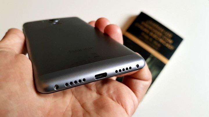 Imagen - Review: Honor 6C, un smartphone elegante con muy buena autonomía