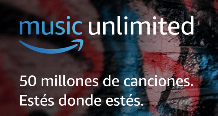 Amazon Music Unlimited, el rival de Spotify, llega a España