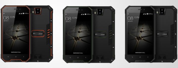 Imagen - Blackview BV4000, un móvil rugerizado con cámara dual a un precio ajustado