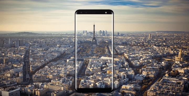Imagen - Blackview S8, el primer smartphone con 4 cámaras y pantalla sin biseles