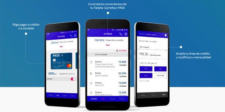 Carrefour Pass: la tarjeta para pagar con tu móvil iOS o Android