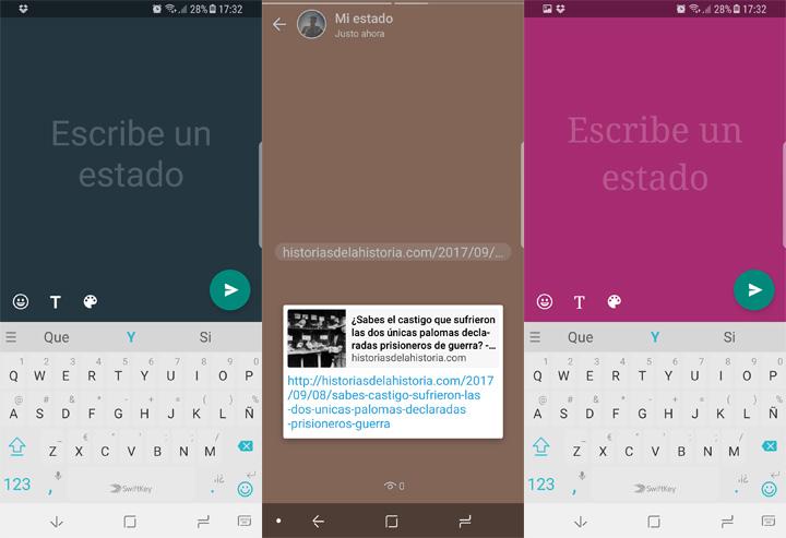 Imagen - WhatsApp lanza los Estados de texto para todos