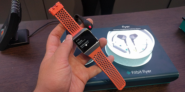 Imagen - Ionic, el nuevo smartwatch de Fitbit ya es oficial