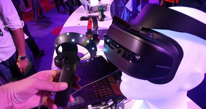 Imagen - Lenovo Explorer, las nuevas gafas de realidad virtual son oficiales
