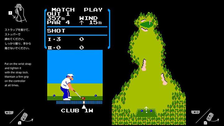"""Imagen - Cada Nintendo Switch trae una copia oculta del juego """"Golf"""" de NES"""