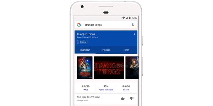 Google actualiza el feed de Google Now