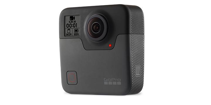 Imagen - Hero6 Black y Fusion, las nuevas cámaras de acción de GoPro