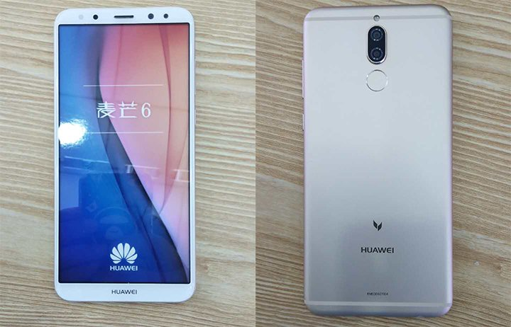 """Imagen - Se filtra el primer móvil """"todo pantalla"""" de Huawei"""