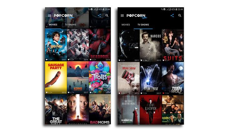 Imagen - Descarga Popcorn Time 3.0 para Android con una interfaz rediseñada