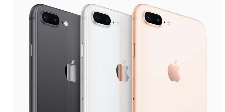 Roban 300 iPhone X en una Apple Store de San Francisco
