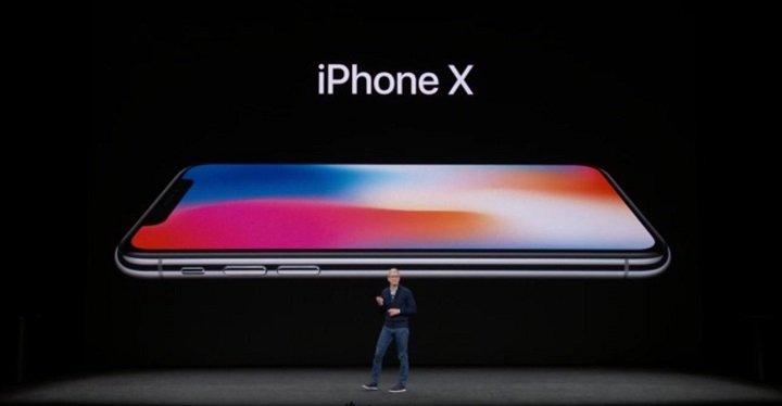 Algunos iPhone X tienen una línea verde en la pantalla