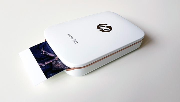 Imagen - Review: HP Sprocket, olvida la tinta con esta impresora fotográfica portátil