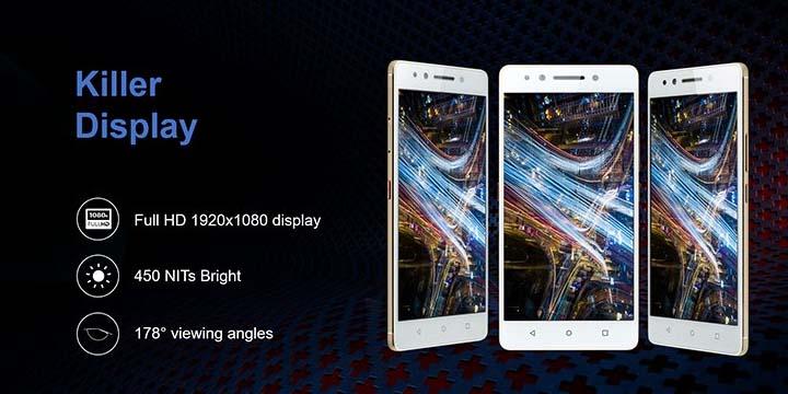 Imagen - Lenovo K8 Plus, nuevo teléfono con doble cámara