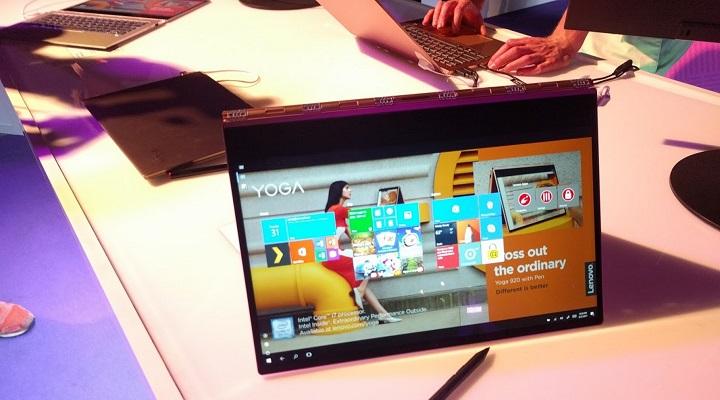 Imagen - Conoce todos los detalles de los nuevos Lenovo Yoga 720 y 920 y el Lenovo Miix 520