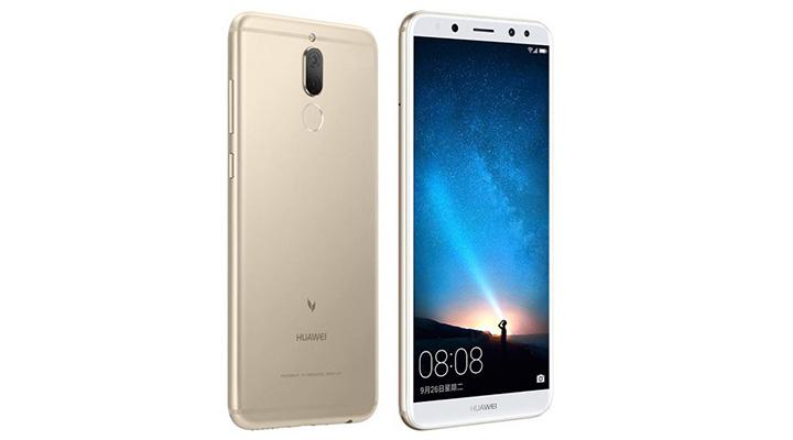 Imagen - Presentado el Huawei Maimang 6, el posible Huawei Mate 10 Lite