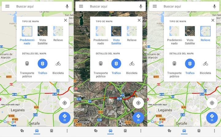 Imagen - Google Maps añade vídeos de las ubicaciones y mejora el uso de las capas
