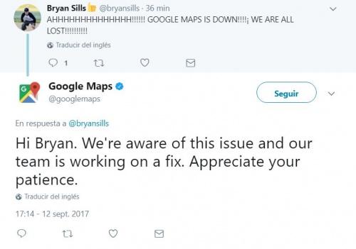 Imagen - Gmail, YouTube, Maps, Drive y más servicios de Google con problemas