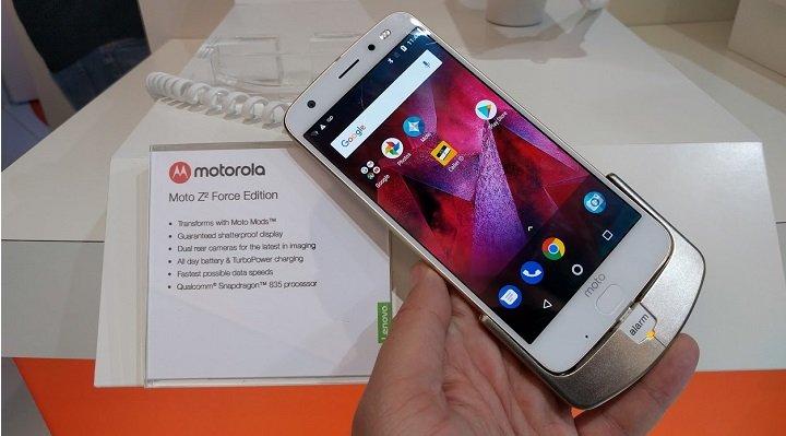 Imagen - Conoce la lista de los Moto Mods para los Moto Z