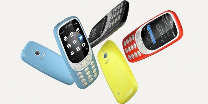 Imagen - Nokia 3310 tendrá 4G y podría ejecutar WhatsApp