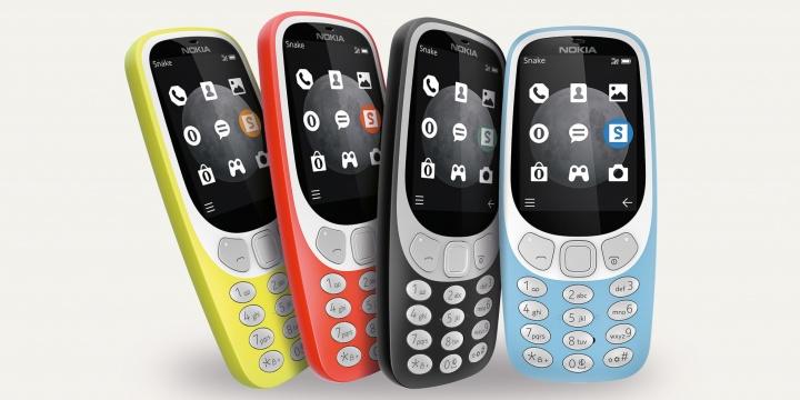 Imagen - Nokia 3310 se renueva con 3G
