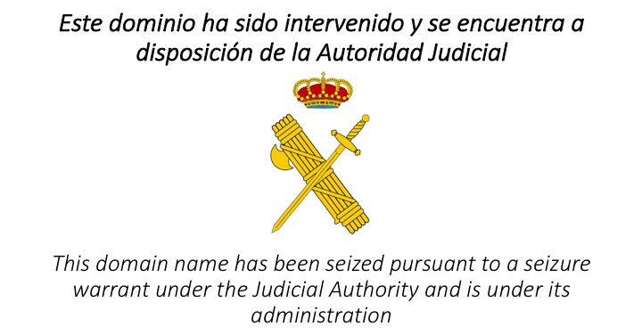Imagen - La página web de la Asamblea Nacional Catalana ha sido bloqueada